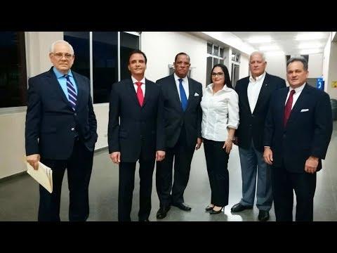 Debate de Primarias PRD organizado por Radio Panamá y FETV en la USMA - Parte 1 de 2  #DebatePRD