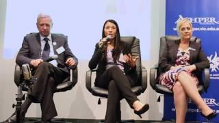 ACHPER Victoria - Professional Pathways Panel