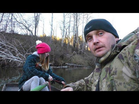 Рыбалка с Ленкой. Прогулка на лодке.