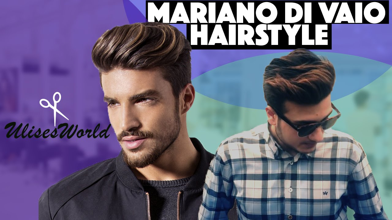 Mariano Di Vaio The Best Hair Tutorial On Youtube 2015 Mdv I Ulises Garcia Youtube