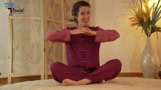 Présentation de la vidéo auto-massage : LA TOILETTE DU CHAT - AVEC AISHA SIEBURTH