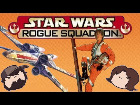 Star Wars: Rogue Squadron - Game Grumps |