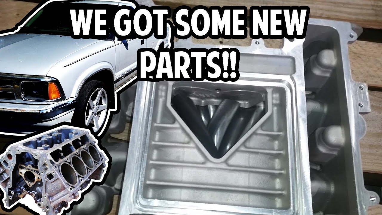 New S10 Parts: Got a Craigslist Diamond - Grade LSA