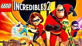 Lego Los Increibles 2 Pelicula Completa Español HD 1080p | Los Increíbles 2 de Disney · Pixar 2018