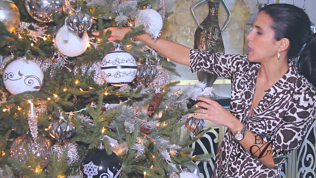 TIP Decorando el Arbol Navideño YouTube