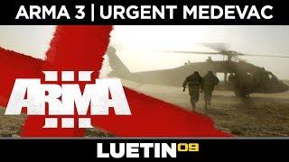 Arma 3 | ORCA DOWN - AO Medevac (BVAR squad work)
