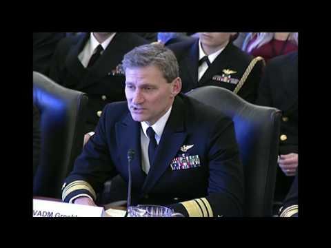 Officials Testify at Senate Hearing