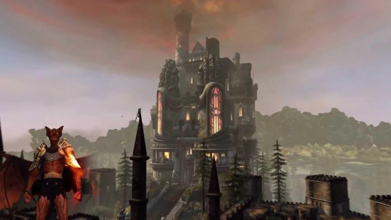 Видео Монстры в Neverwinter — Дьяволы