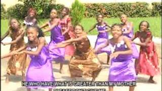 nigerian music heavenly kingdom kids (melodie chom chom chom)