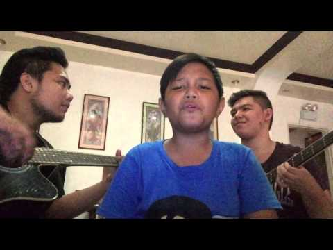 Alone With You by The Outfield, cover by Tonton Cabiles Jr.