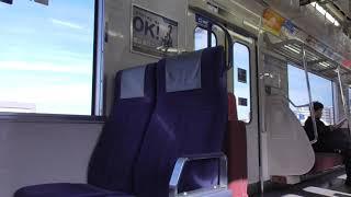 #91 歌う電車引退間近! 京急新1000形1033-編成 1037号車の車内からのアーカイブ映像