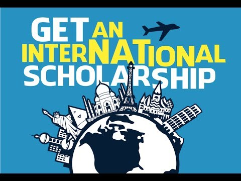how to get scholarship abroad