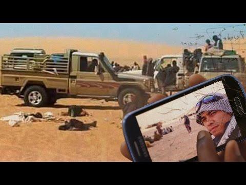 #myescape - Selfies der Flucht 2/3 (Web-Doku)