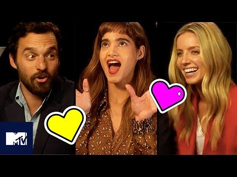 Sofia Boutella, Jake Johnson And Annabelle Wallis Go Speed Dating  MTV Movies
