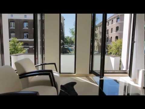 Calandstraat 25 Rotterdam furnished rental 2 bedroom apartment