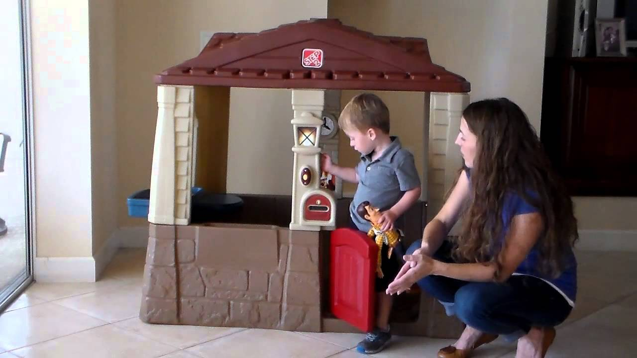 step2 neat tidy cottage ii review by viva veltoro youtube rh youtube com step 2 neat & tidy cottage playhouse step 2 neat & tidy cottage playhouse