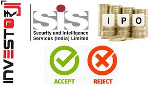 Security Intelligence Services SIS IPO Review Hindi