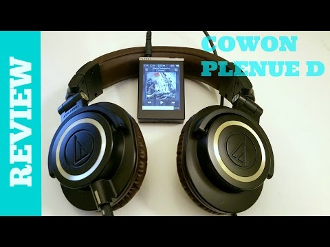 Cowon Plenue D Full Review! (HD)