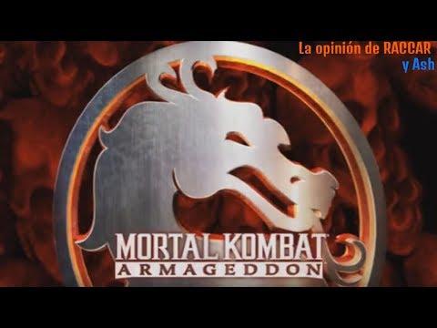 Mortal Kombat Armageddon y los rumores sobre MK XI - La opinión de RACCAR y Ash thumbnail