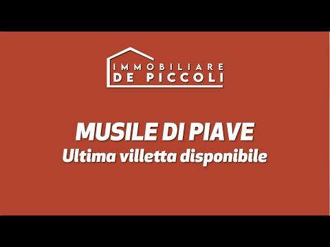 Ultima Villetta Singola disponibile a Musile di Piave