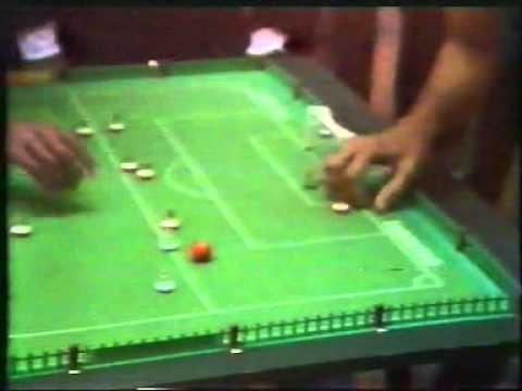 Subbuteo Singapore 1982 Senior National Championships