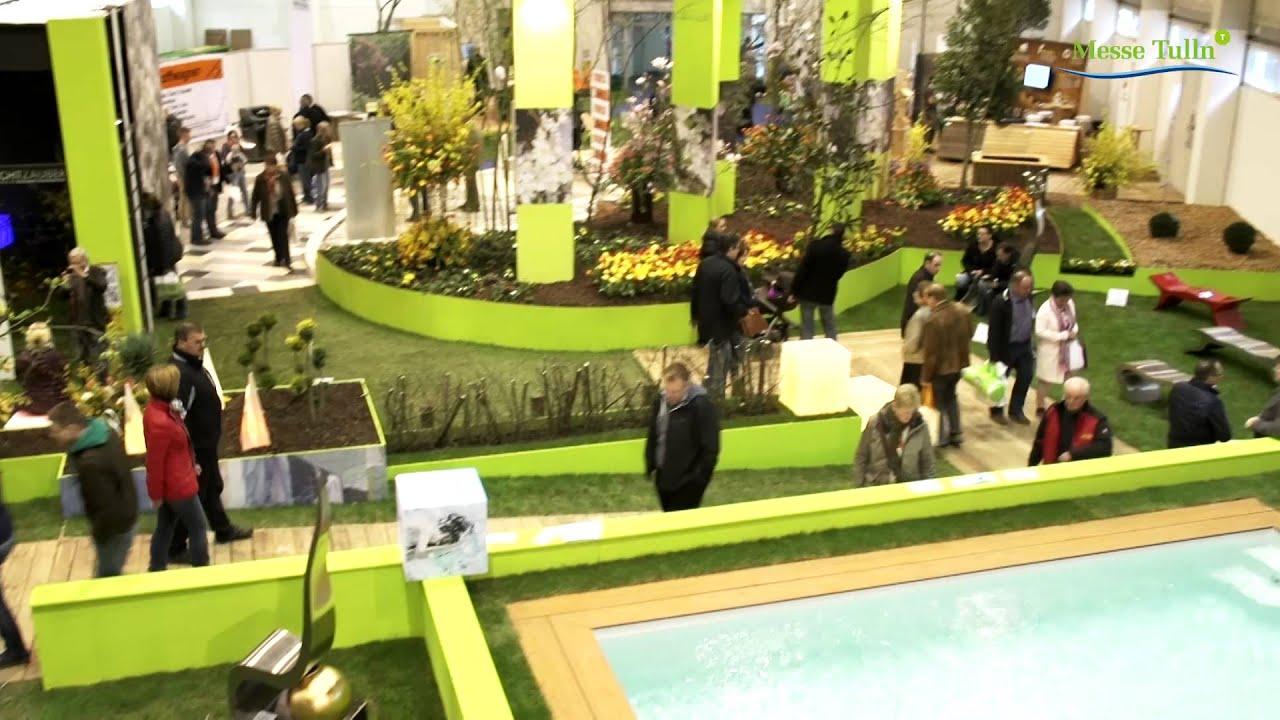pool garden tulln wohnwelten 2015 youtube