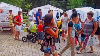 Участие АКБkids в выставке-ярмарке, на празднике «Неделя грудного вскармливания в Украине»