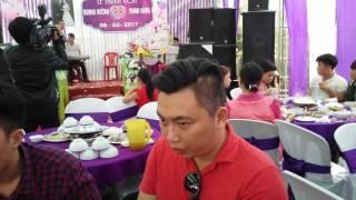 Đám cưới Hằng Hường /Phan phúc Thắng biểu diễn