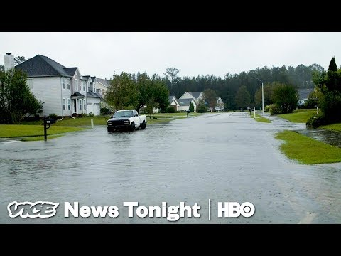 North Carolina Didn't Need FEMA To Weather Hurricane Florence (HBO)