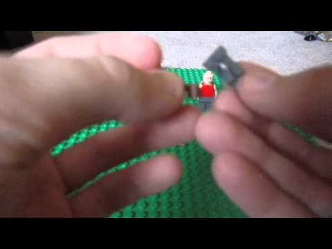 How To Make A Lego Scout From Team Fortress 2