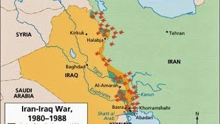 IRAQ - IRAN WAR 1980 - 1988