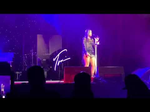 Toni Braxton - Deadwood -  As Long As I Live Tour 2019 - Newark