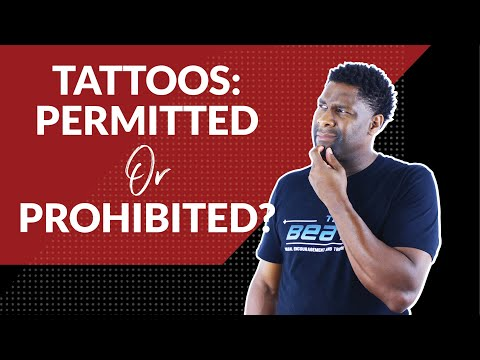 Should Christians Get Tattoos? | Permitted or Prohibited?