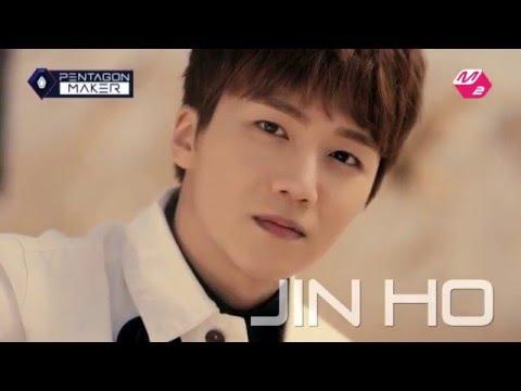 PENTAGON MAKER [M2 펜타곤메이커] 연습생 8년차 명품 보컬 진호 최초공개 (The first teaser of JIN HO) (Teaser X Pentagraph)