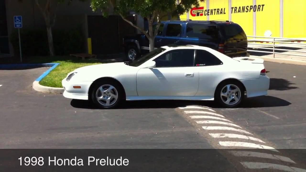 1998 Honda Prelude 5th Gen