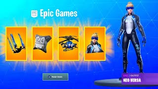 VOICI A GAMPLAY WITH THE NEW SKIN PLAYSTATION MORE ON FORTNITE! ✅