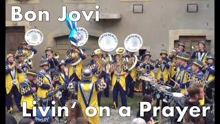 «Livin' on a Prayer» Bon Jovi • Loubeschränzer Murten