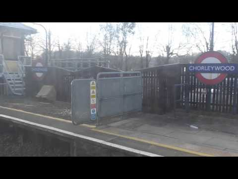 Full Journey On A Fast Metropolitan Line From Chesham To Aldgate
