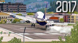 Worlds Hardest Approach | New Flight Simulator 2017 [P3D 4.1 - Amazing Realism]
