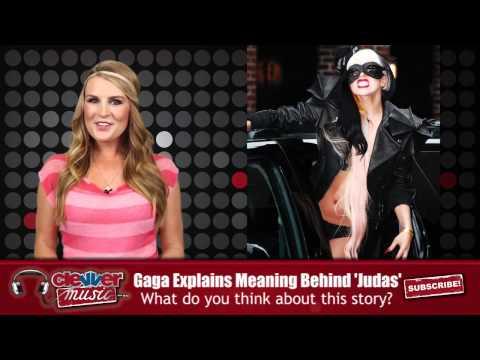 Lady Gaga: 'Judas' Is About A**hole Ex-Boyfriend