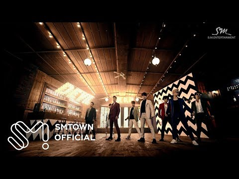 SUPER JUNIOR 슈퍼주니어 'Devil' MV