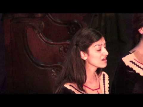 trad.:  We worship you - Chœur féminin du monast'ere de Saint-Geghard (Arménie)