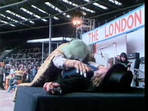 SCREAMING LORD SUTCH - LONDON ROCK AND ROLL SHOW (LIVE)
