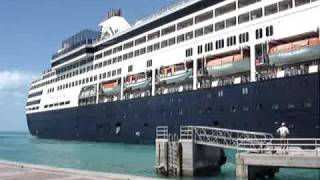 Cruise Ships Docking in Key West