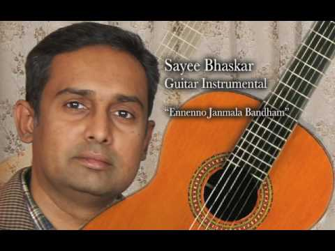 Enneno Janmala Bandham      S.P. Balasubramaniam    Vani Jayaram    Rajan Nagendra     Guitar