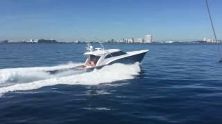 2016 Roscioli Donzi R58 Sport Cruiser
