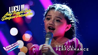 Arsy - Pelangiku | Grand Final | The Voice Kids Indonesia Season 4 GTV 2021