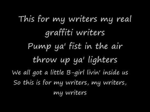 MC Juice - 4 My Writers