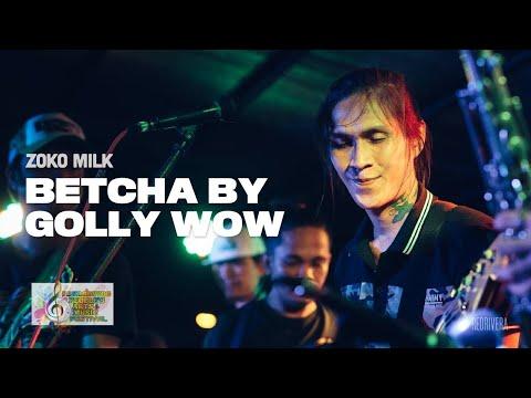 """Zoko Milk - """"Betcha by Golly Wow"""" by Stylistics (Live w/ Lyrics) - Panagduyog Fest"""