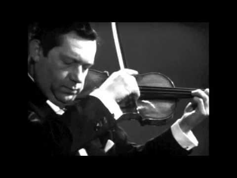 Grumiaux Plays Mozart Violin Concerto No. 5